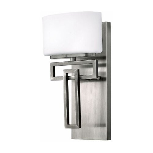 Hinkley Lighting Lanza 1 Light Wall Sconce