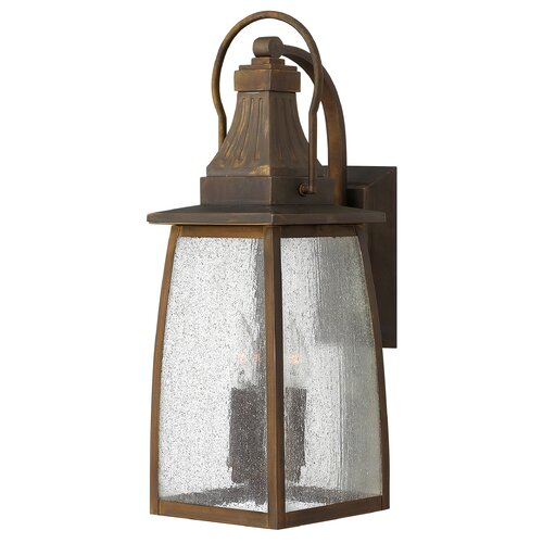 Hinkley Lighting Montauk 3 Light Medium Outdoor Wall Lantern