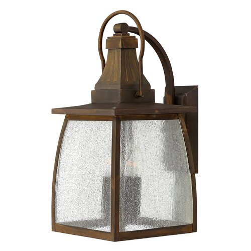 Hinkley Lighting Montauk 4 Light Large Outdoor Wall Lantern
