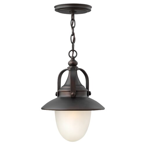 Hinkley Lighting Pembrook 1 Light Outdoor Hanging Lantern