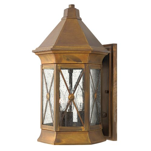 Hinkley Lighting Brighton Wall Lantern