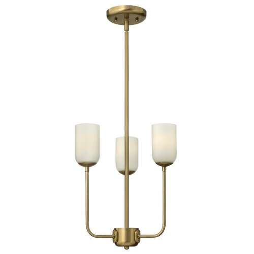 Harlow 3 Light Chandelier