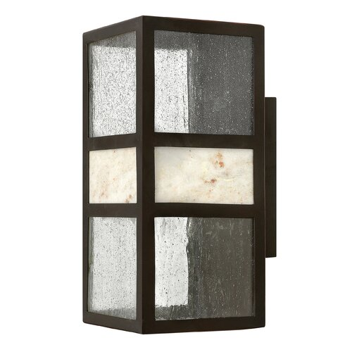 Hinkley Lighting Sierra 1 Light Medium Outdoor Wall Lantern