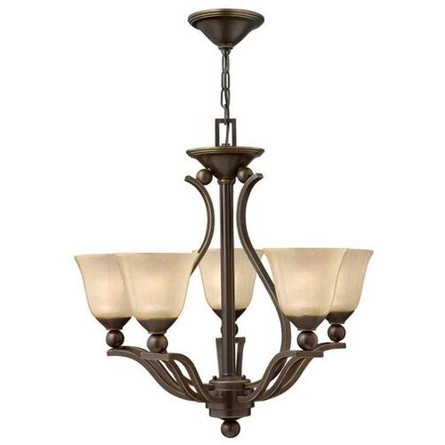 Hinkley Lighting Bolla 5 Light Chandelier