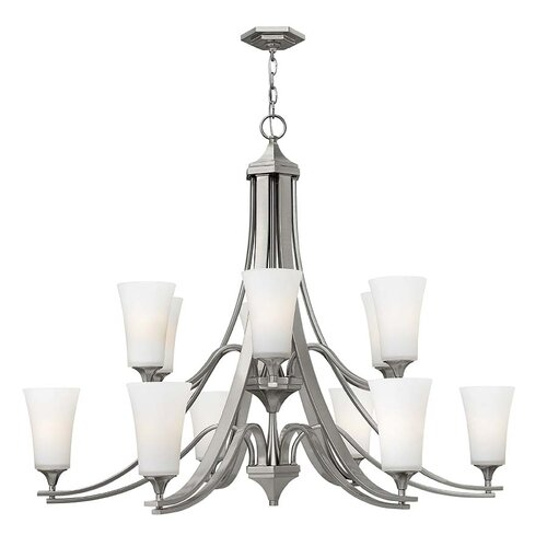 Brantley 12 Light Chandelier