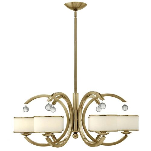 Hinkley Lighting Monaco 6 Light Chandelier