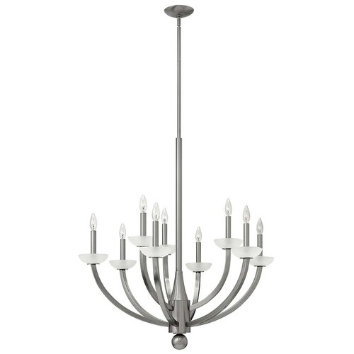 Splendor 9 Light Chandelier