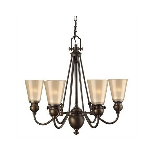 Hinkley Lighting Mayflower 6 Light Chandelier