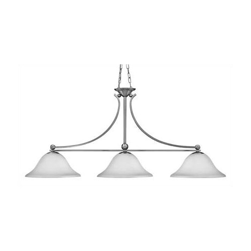 Bolla 3 Light Kitchen Island Pendant