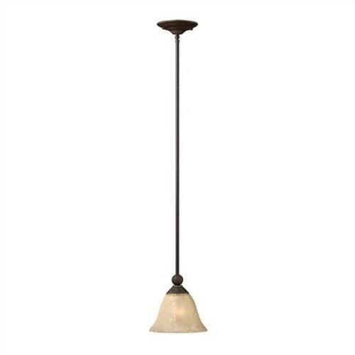 Hinkley Lighting Bolla 1 Light Mini Pendant
