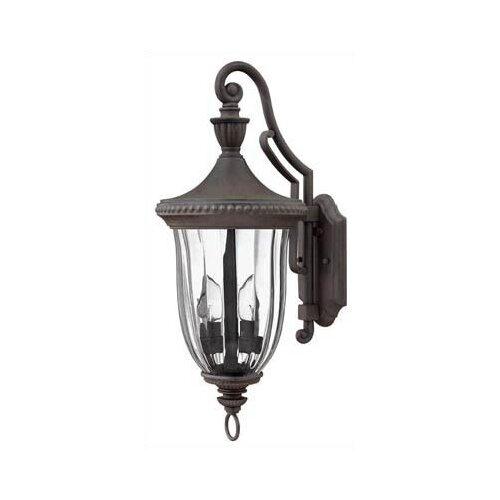 Hinkley Lighting Oxford Outdoor Wall Lantern