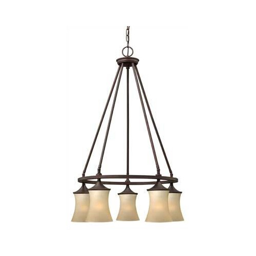 Thistledown 5 Light Chandelier
