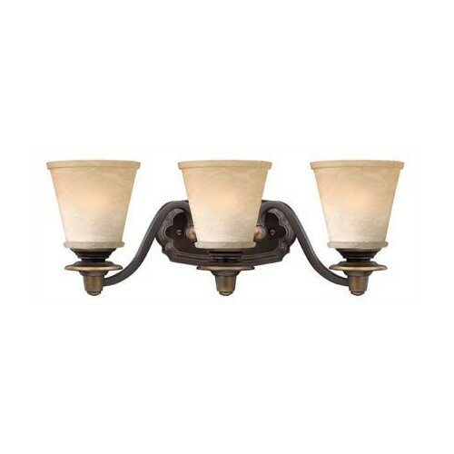 Hinkley Lighting Plymouth 3 Light Vanity Light