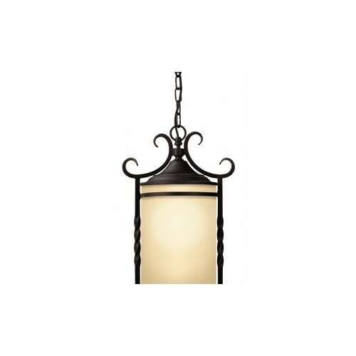 Hinkley Lighting Casa 1 Light Outdoor Hanging Lantern