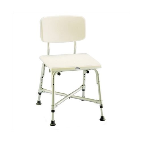 Bariatric Shower Chair with Seat Back