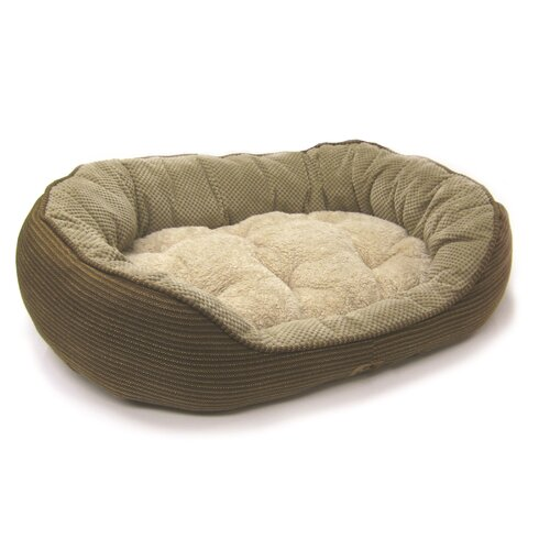 Precision Pet Products Pillow Soft Daydreamer Bolster Dog Bed