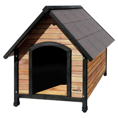 Precision Pet Outback Country Lodge Dog House