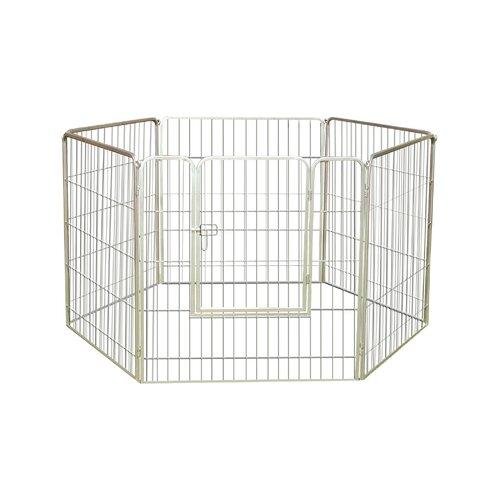 Precision Pet Courtyard Dog Kennel