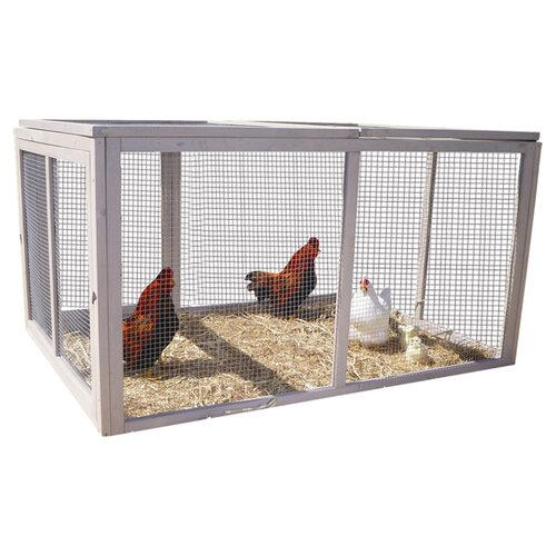 Precision Pet Products Extreme Hen Chicken Run
