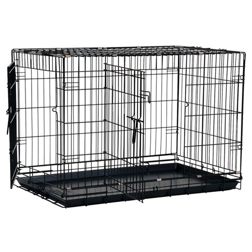 Precision Pet Products Great Crate 2-Door Dog Crate