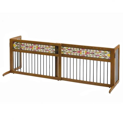 Mission Aztec Freestanding Gate