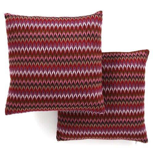 Evan Polyester Decorative Pillow (Set of 2)