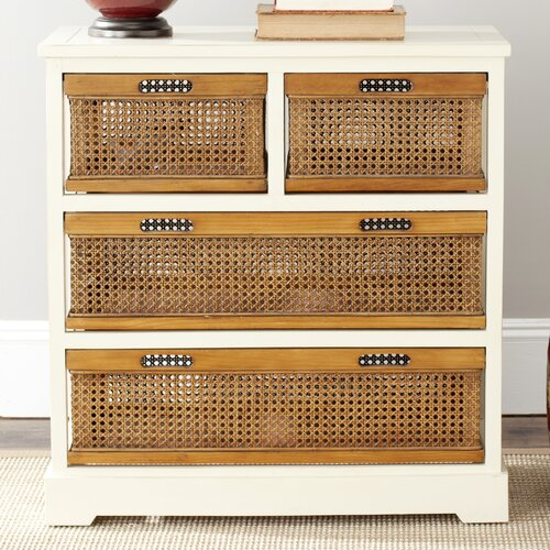 Jackson Storage Cabinet with 4 Drawers