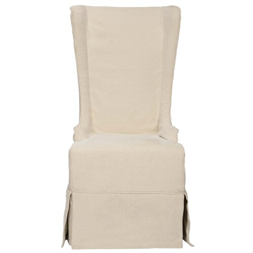 Safavieh Elena Slipcover Arm Chair