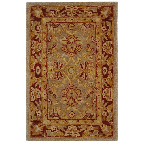 Safavieh Anatolia Grey/Red Rug
