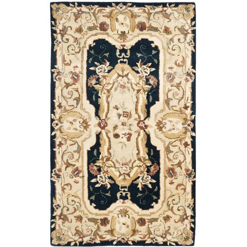 Safavieh Empire Navy/Beige Rug
