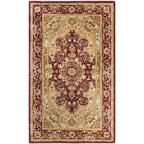 Persian Legend Burgundy Rug