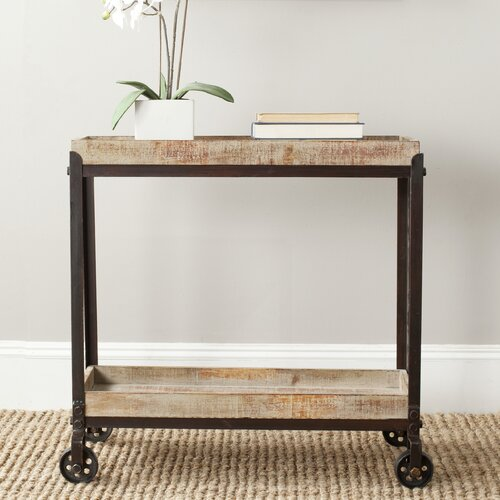 Sally Rolling Console Table