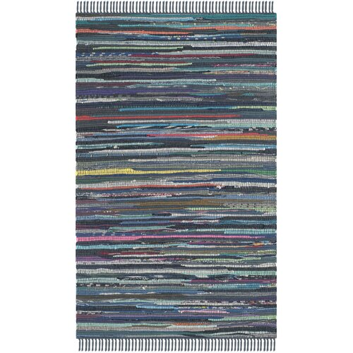 Rag Multi Contemporary Rug