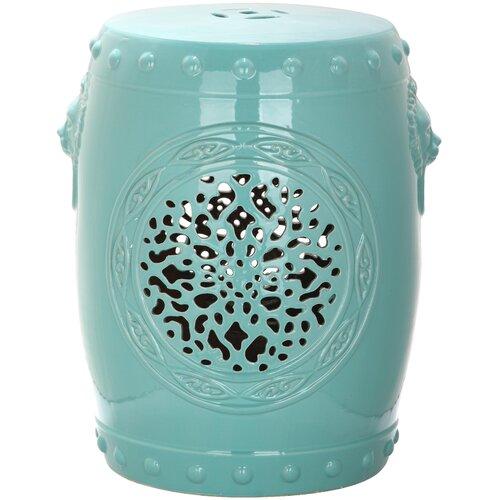 safavieh flower drum garden stool reviews wayfair