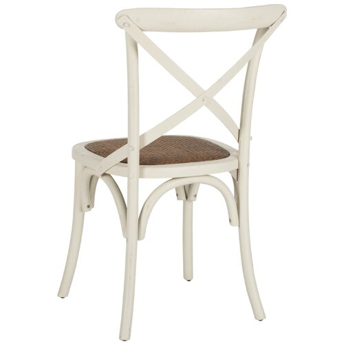 Safavieh Logan X Back Chair