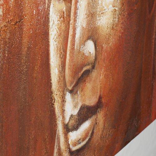 Safavieh Zen Buddha Painting Print on Canvas