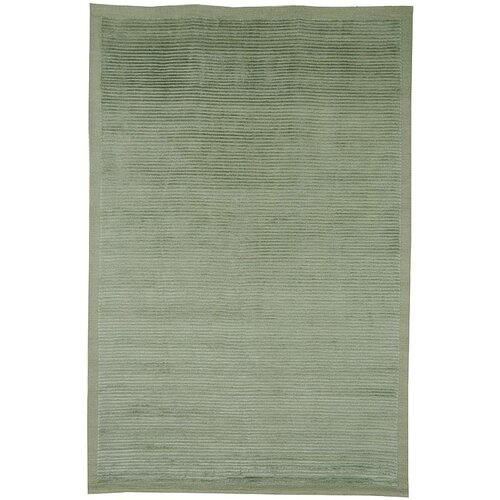 Tibetan Light Green Rug