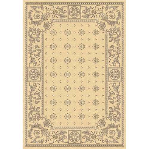 Safavieh Courtyard Natural/Brown Outdoor Rug