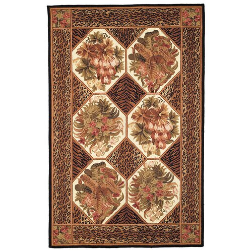 Safavieh Chelsea Floral and Fauna Novelty Rug