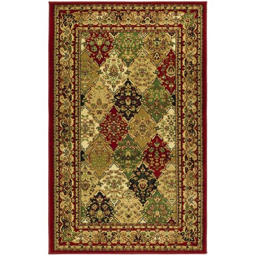 Safavieh Lyndhurst Multi/Red Rug