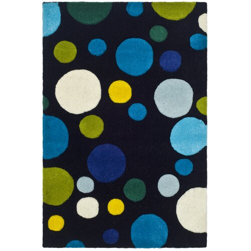 Safavieh Soho Black/Multi Rug