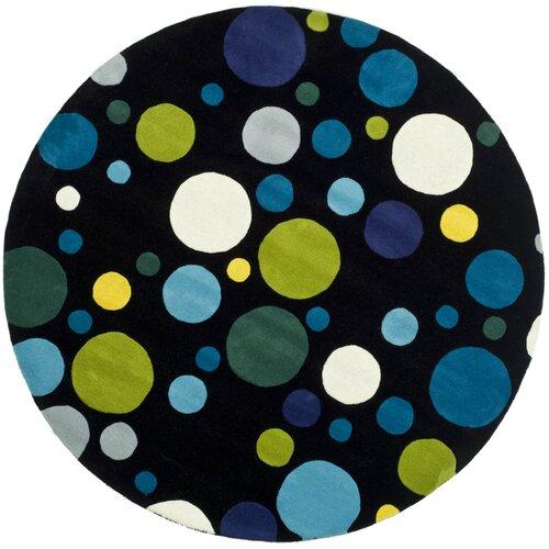 Safavieh Soho Black/Blue Rug
