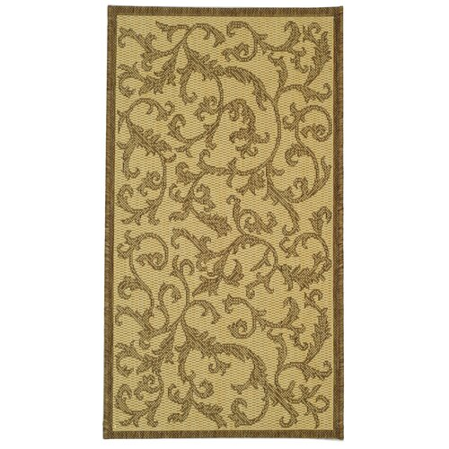 Courtyard All Over Ivy Outdoor Rug