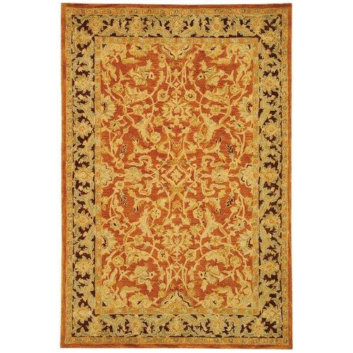 Safavieh Anatolia Rust/Brown Rug