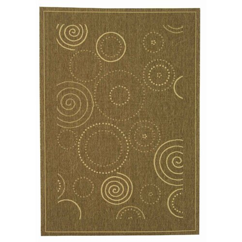 Safavieh Courtyard Circles Outdoor Rug