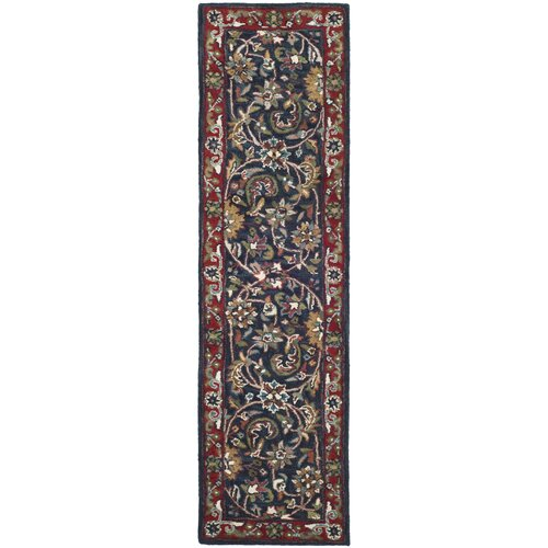 Safavieh Heritage Blue/Red Rug