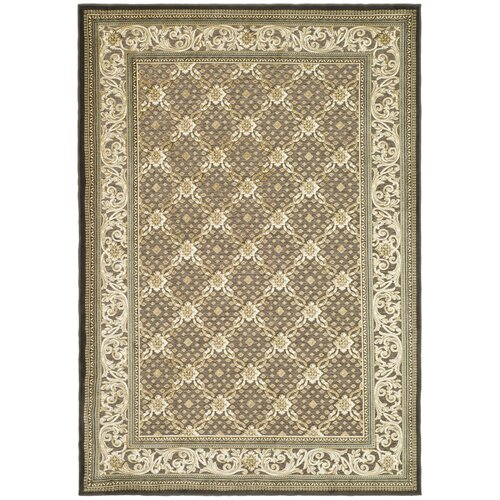 Safavieh Paradise Ivory/Dark Brown Rug