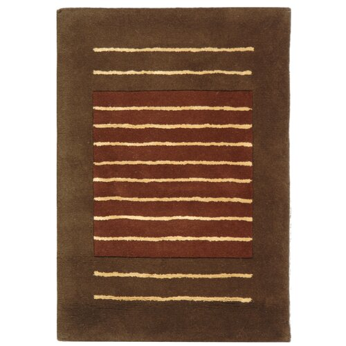 Safavieh Soho Rust/Brown Rug