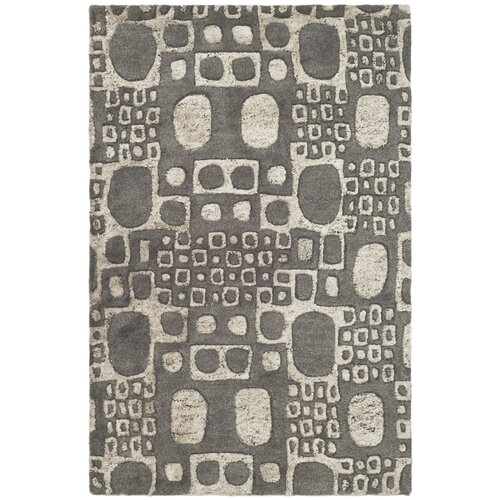 Soho Dark Gray/Ivory Rug