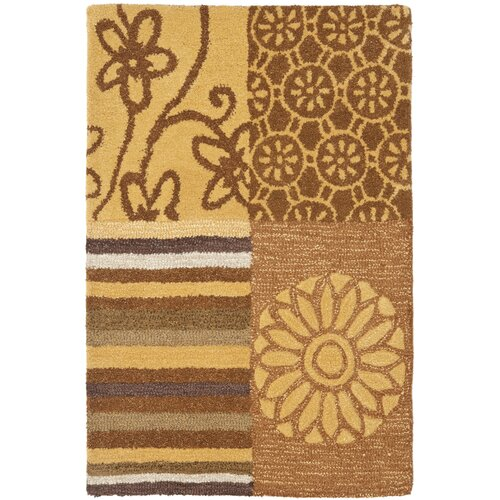 Safavieh Soho Tan Multi Rug
